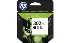 HP 302 BK XL Original Patron